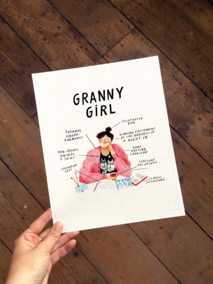 nina cosford granny girl