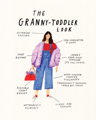 nina cosford granny toddler