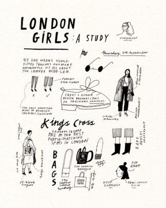 nina cosford london girls