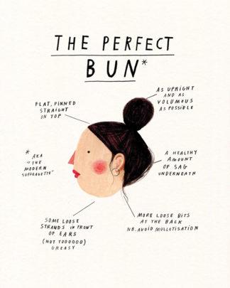 nina cosford the perfect bun