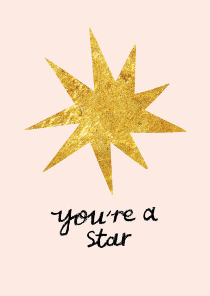 nina cosford you're a star