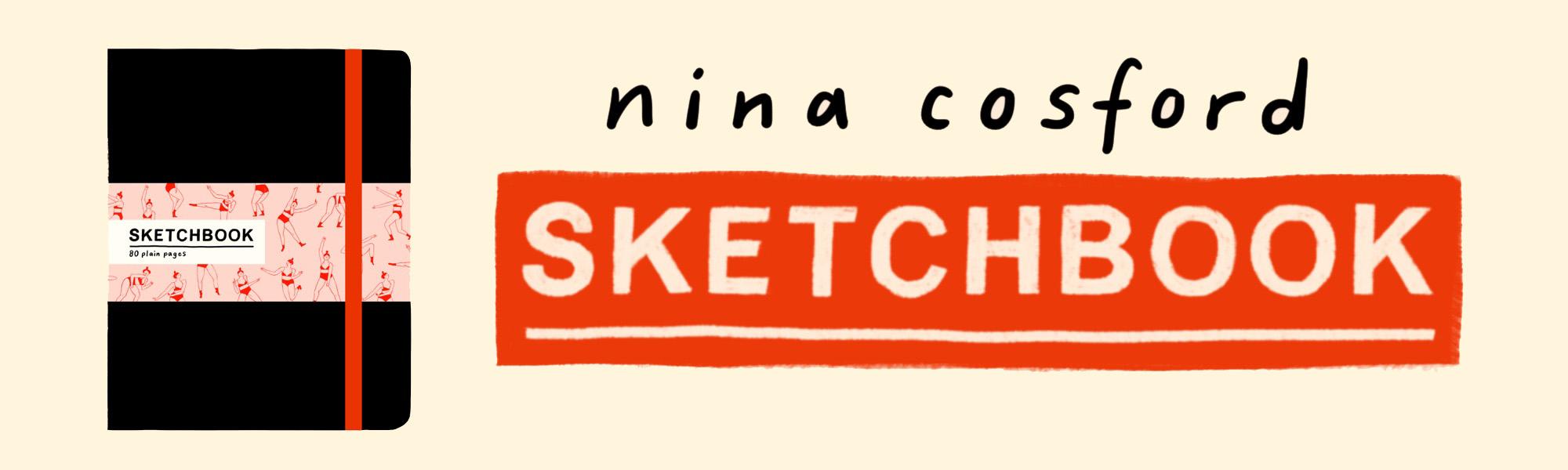 NINA COSFORD SKETCHBOOK