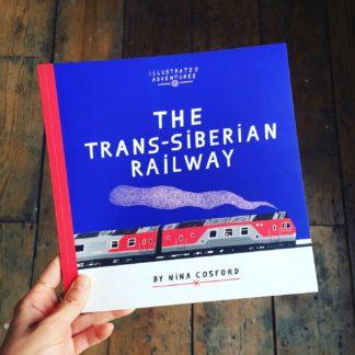 NINA COSFORD TRANS-SIBERIAN RAILWAY