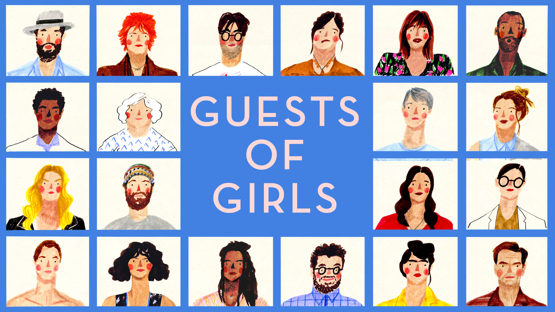 GUESTS OF GIRLS