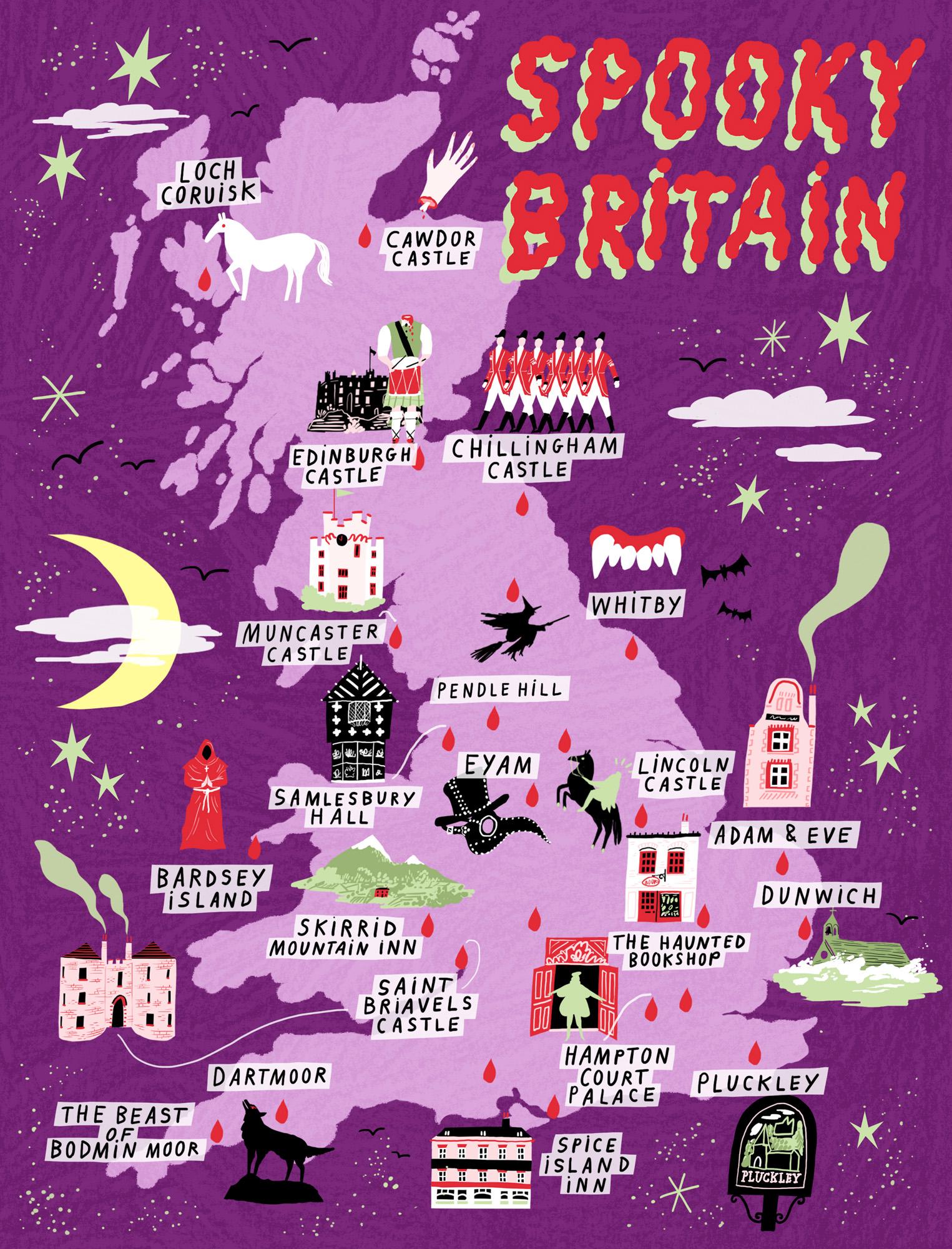 SPOOKY BRITAIN