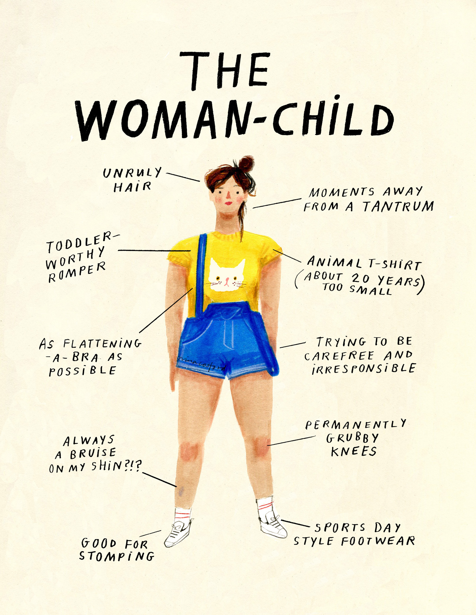 THE WOMAN-CHILD