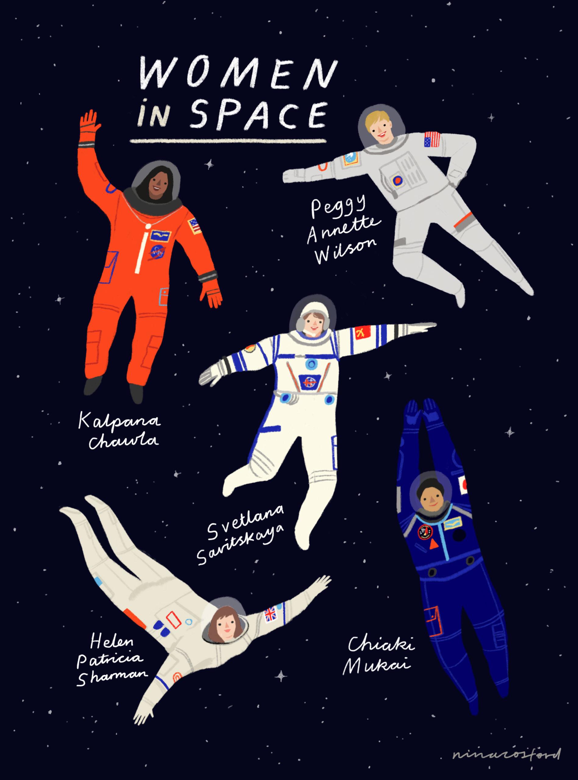 WOMEN IN SPACE_1